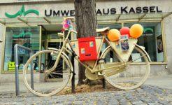 "Radentscheid Kassel: ""Goldenes Rad"""
