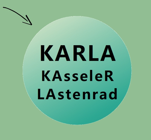 KARLA-freies Lastenrad für Kassel